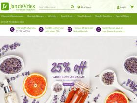 jandevrieshealth.co.uk
