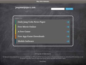 jangnewspapers.com