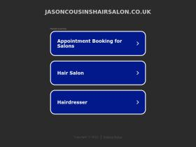 jasoncousinshairsalon.co.uk