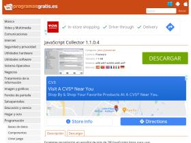 javascript-collector.programasgratis.es