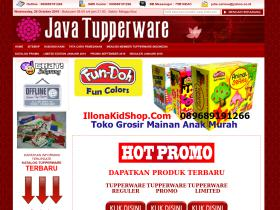 javatupperware.com