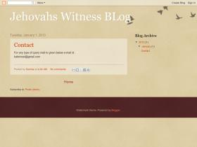 Dating site for jehovah's witnesses
