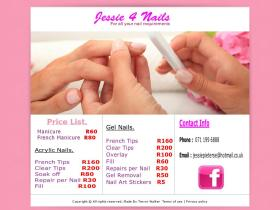 jessie4nails.za.net