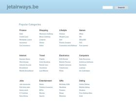 jetairways.be