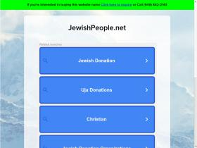 jewishpeople.net