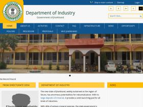 jharkhandindustry.gov.in