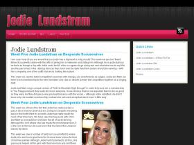 jodielundstram.co.uk