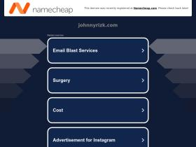 johnnyrizk.com
