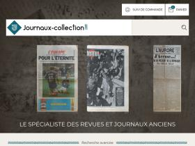 journauxcollection.com