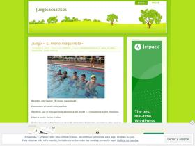 juegosacuaticos.wordpress.com