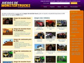 juegosdemonstertrucks.com