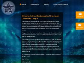juniorchampionsleague.co.uk