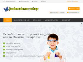 juniorscience.gr
