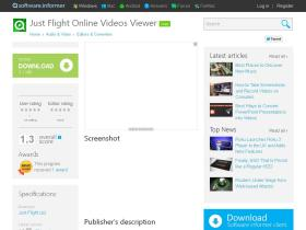 just-flight-online-videos-viewer.software.informer.com