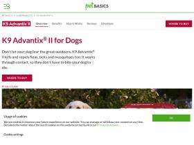 k9advantix.com