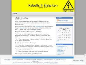 kabelis.wordpress.com