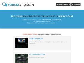 kakakadotcom.forumotions.in