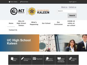 kaleenhs.act.edu.au