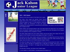 kalsonjuniorleague.co.uk