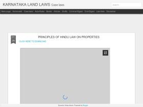 karnatakalandlaws.blogspot.in