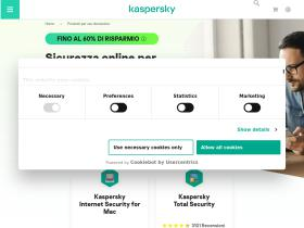 kasperskystore.it