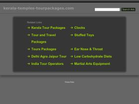 kerala-temples-tourpackages.com