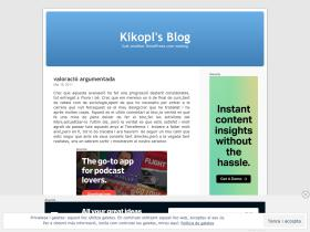 kikopl.wordpress.com