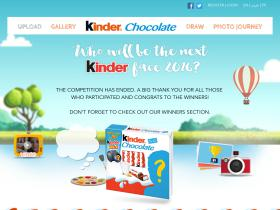 kinderchocolate-me.com