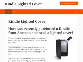 kindlelightedcover.com