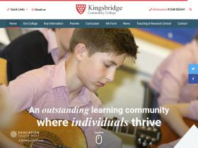 kingsbridgecollege.org.uk