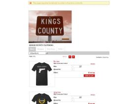 kingscountyclothing.spreadshirt.com