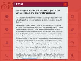 kingsmedicalpractice.co.uk