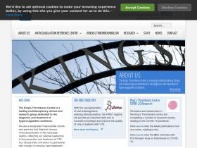 kingsthrombosiscenter.org.uk