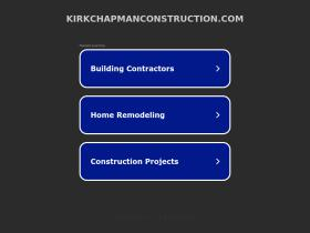 kirkchapmanconstruction.com