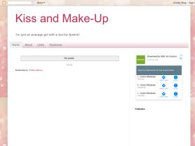 kiss-and-makeup.blogspot.com