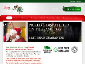 kissmemistletoe.co.uk