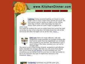 kitchendinner.com