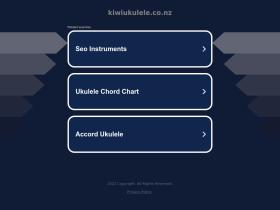 kiwiukulele.co.nz