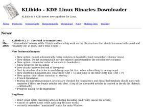 klibido.sourceforge.net