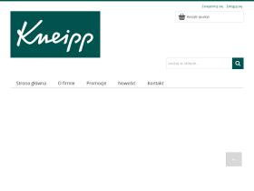 kneipp.istore.pl