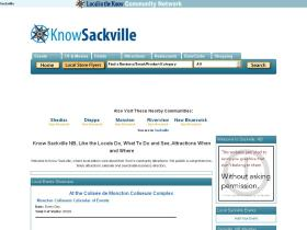 knowsackville.com