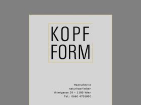 kopfform.at