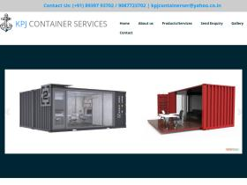 kpjcontainerservices.com