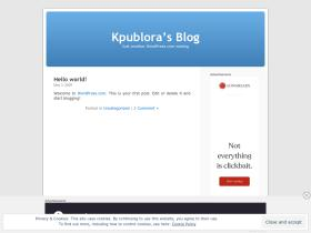 kpublora.wordpress.com