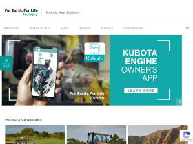 kubota.co.nz
