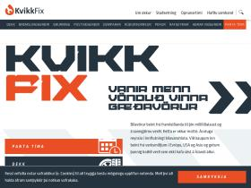 kvikkfix.is