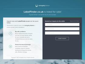 labelfinder.co.uk