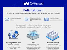 laboutiquedesgourmandisesdaudray.fr