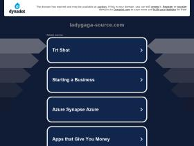 ladygaga-source.com