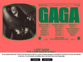 ladygaga.co.uk